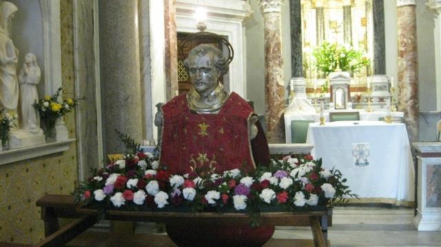 Reliquaire St Yves