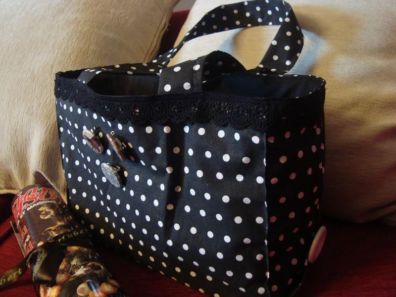 Petit sac cabas et la boutique de r cr alili vie jolie - Tuto grand sac cabas ...