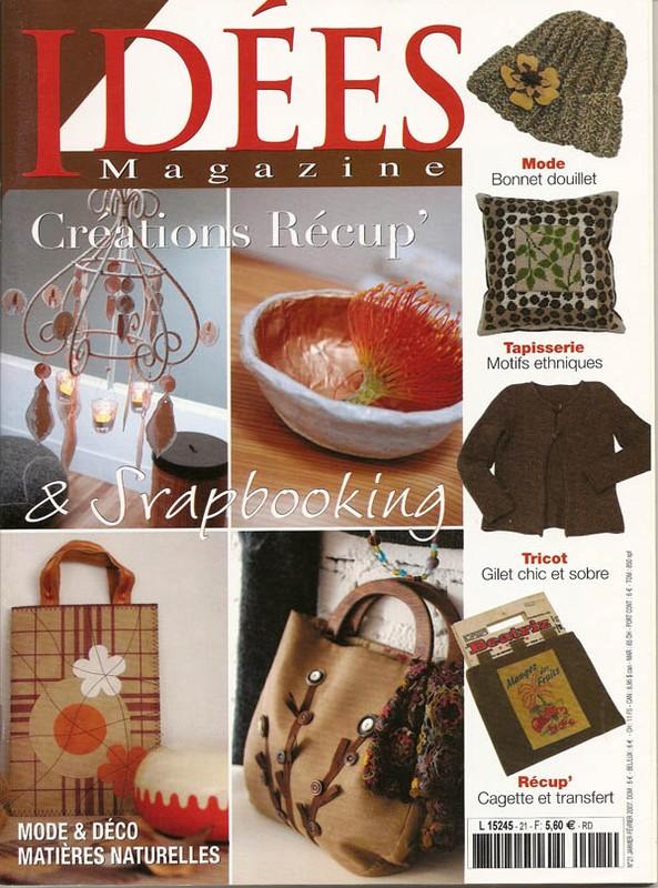 Idées 21 janvier février 2007