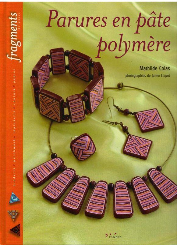 livre pâte polymère