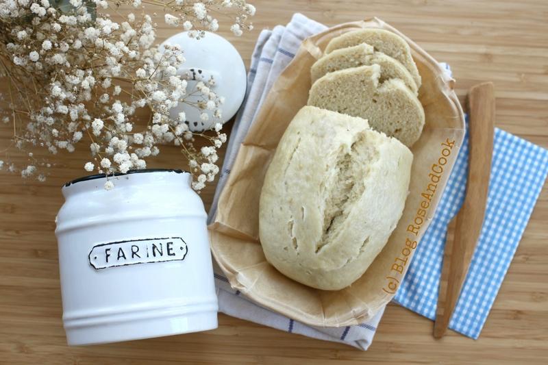 recette pain de mie maison