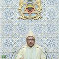 Texte intégral du discours de sm le roi à l'ouverture de la nouvelle session du parlement