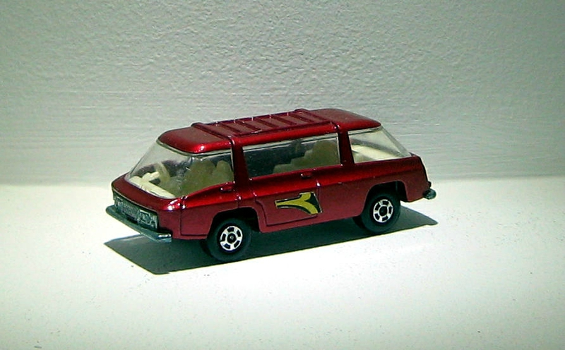 Freeman inter-city commuter (ref 22)(Matchbox)