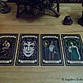 Madame Endora's Fortune Cards - Blog ésotérique Samhain Sabbath - 2