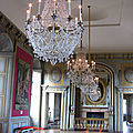 Interior of the Maisons-Laffitte Castle