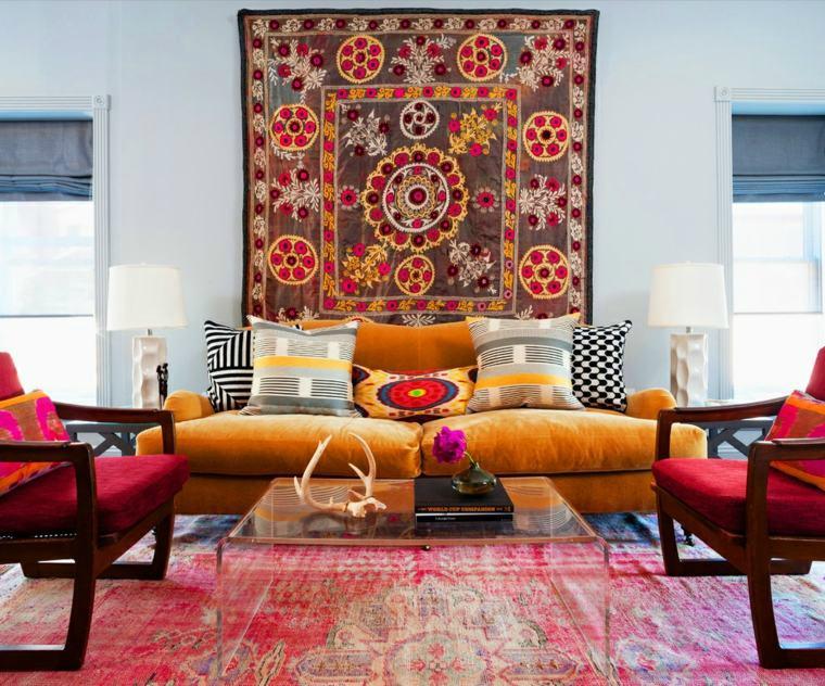 deco-mur-tapis-ethnique-interieur-salon