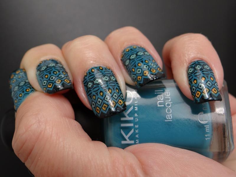 Aztec Nails 015