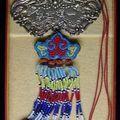 Kim-khanh de 1re classe, du modèle de l'empereur bao daï - indochine, second quart du xxe siècle