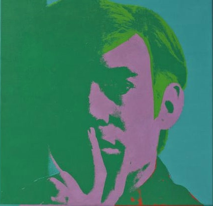 Andy Warhol, 'Self-Portrait