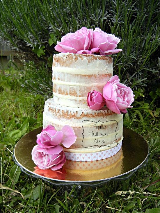 Nude cake prunillefee