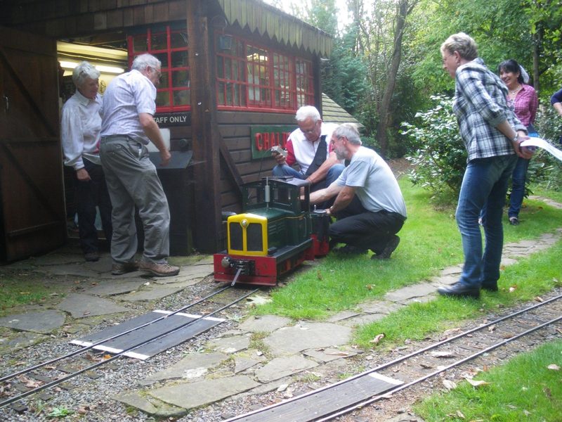0494 Chaldon Light Railway 18 septembre 2014