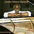 Junior Mance - 1986 - Junior Mance Special (Sackville)