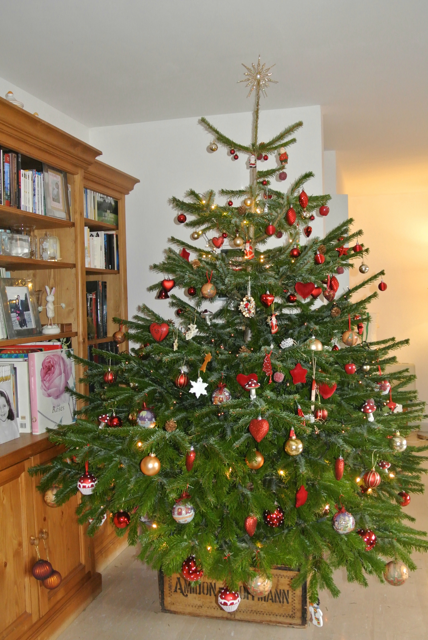 Mon beau sapin sourisliberty for Decoration de sapin de noel