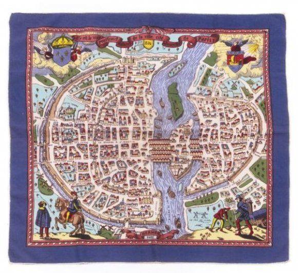 HERMES Paris. Neuf rares carrés en soie en édition limitée - Alain.R ... 5b21a45197f