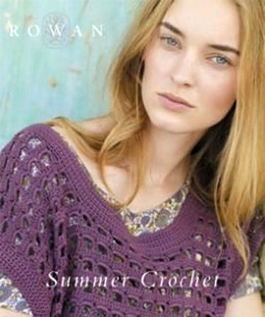 Summer crochet Rowan