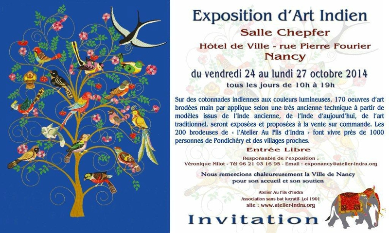 Invitation Nancy