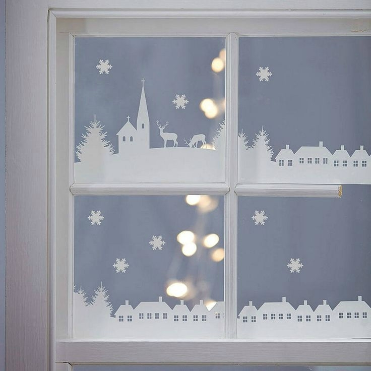 4aaac2bf409b305a86fdfe5120bf1101--christmas-window-decorations-winter-decorations