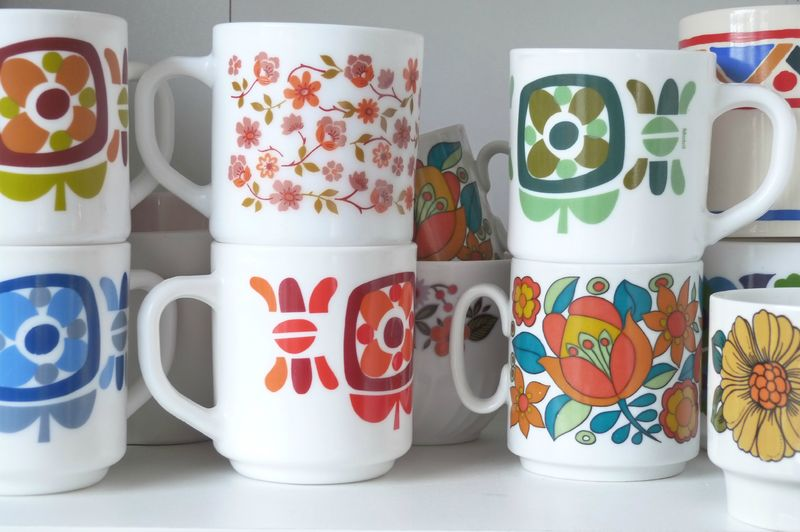 tasse collection