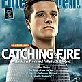 Entertainment Weekly Catching Fire Cover Peetta