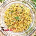 Mussel stir fry - kerala special