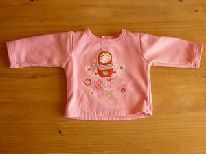 Sweat Matriochka 12m