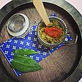 Pesto d'ail des ours, amandes et tomates séchées
