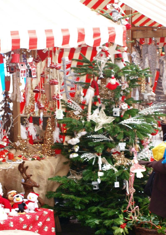 MARCHE NOEL MEDIEVAL RIBEAUVILLE 013