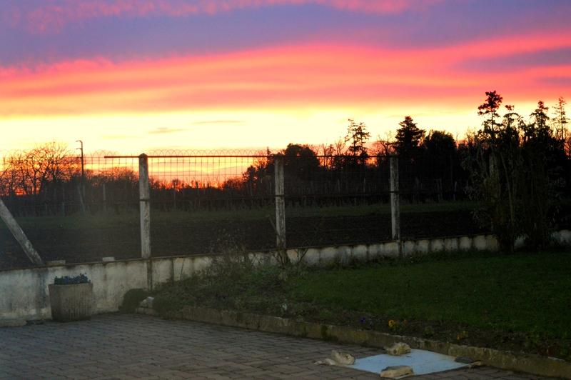 couleurs du ciel