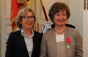 bernadette Rogé Légion d'honneur