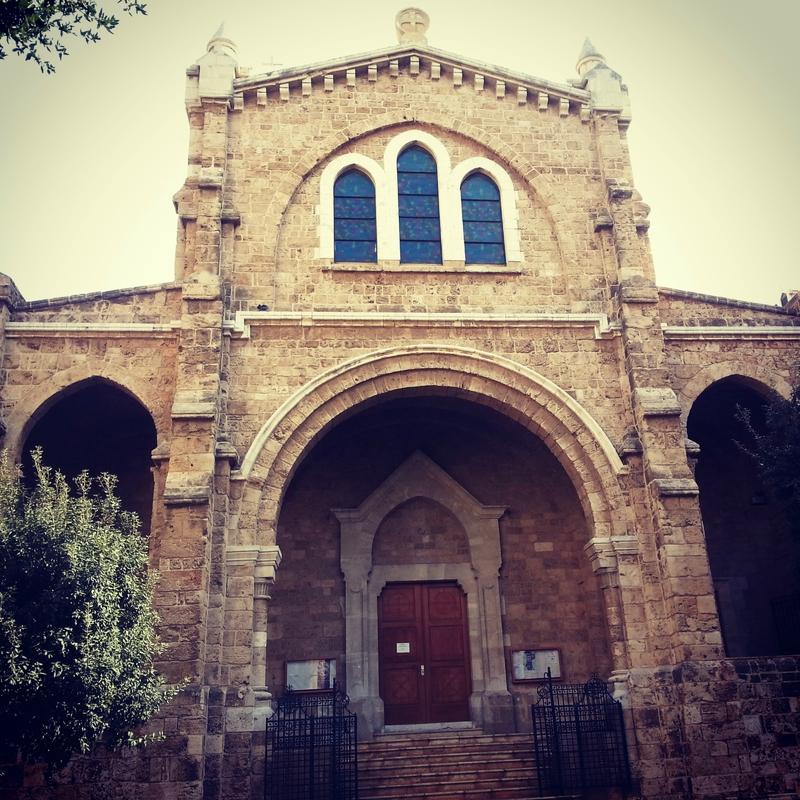 Beyrouth église