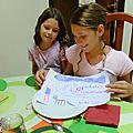 6Maylis et Flora - dessin d'Eve-Lise