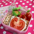 Snack'o kitty o'bento