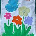Livre textile avril