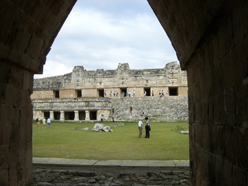 Uxmal - Nunnery Quadrangle