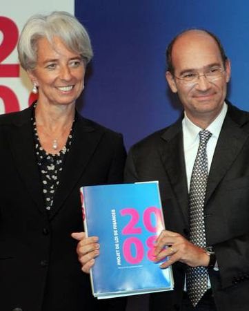 eric_woerth_christine_lagarde_secu_securite_sociale_deficit_trou_budget_crise_economique_boursiere_finance_finances