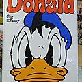Donald sous toutes les coutures, et ses amis prix occaz : doubleduck, mickey, castors juniors, pat hibulaire