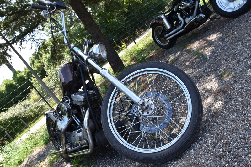 Chopper Harley
