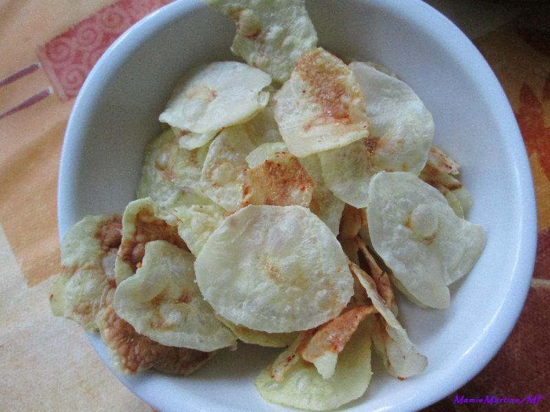 Chips maison9