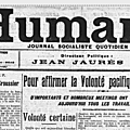 Iv - sfio à la veille de la guerre de 1914 - jaurès et la grève contre la guerre de la cgt, 1912