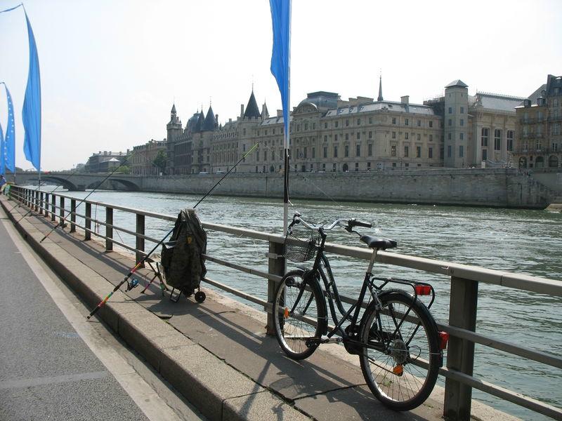 Paris pêche