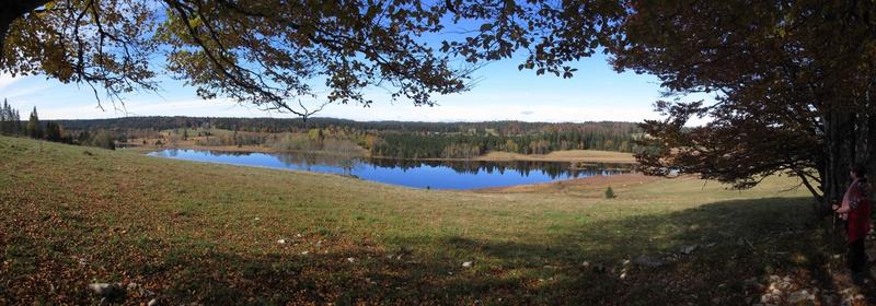 2- 12h30 Lac des Mortes