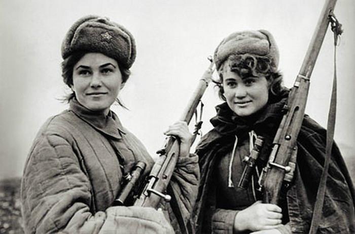 sniper russe