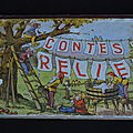 Lucos Zagula : Contes en relief