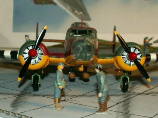 avion Beechcraft Kansanah 11 (7)