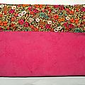 Trousse Liberty Fitzgerald orange