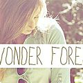 New Blog Design by Wonder Forest 