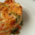 Gratin de courge