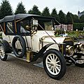 ROCHET SCHNEIDER 25CV Tourer 1910 Schwetzingen (1)