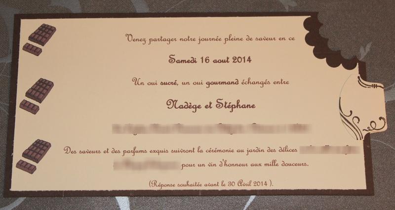 Célèbre Faire part de mariage + urne - creatitine BU21