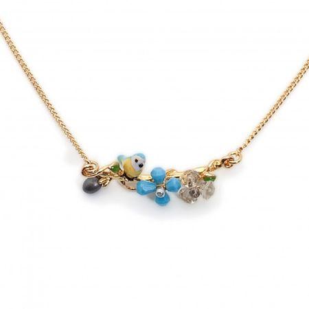 collier-fin-mesange-perchee-et-petites-fleurs-